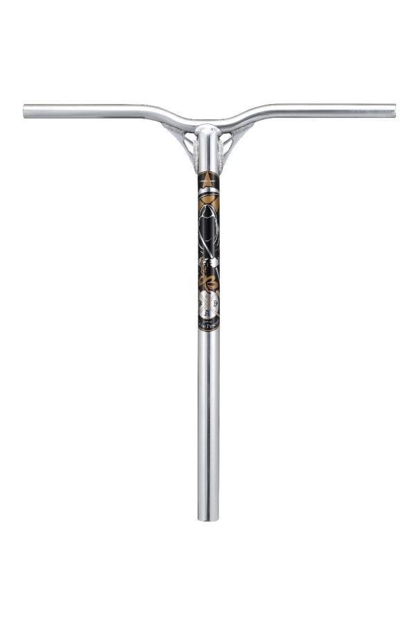 Reaper Pro Scooter Bar V2 650mm - Polished