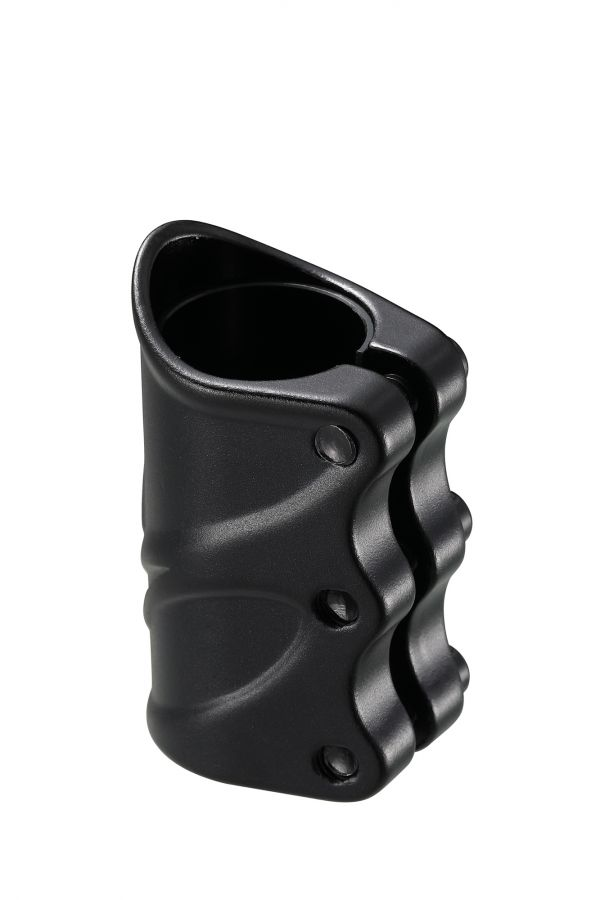 3 Bolt Forged SCS Clamp - Black
