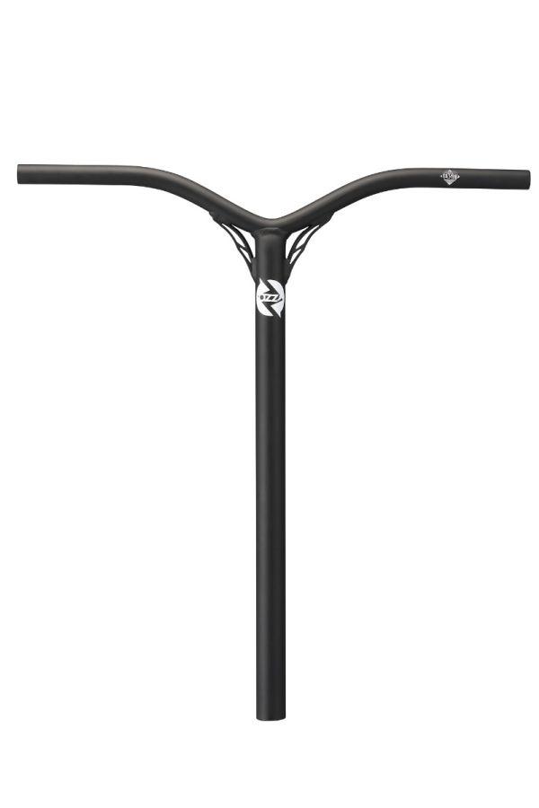Fasen Ozzi Alu Bar 650mm - Black