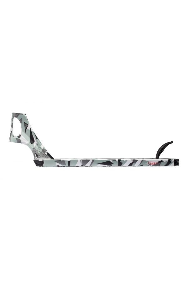 Fasen Scooters Team Deck with Camo wrap- Edy Fluckiger