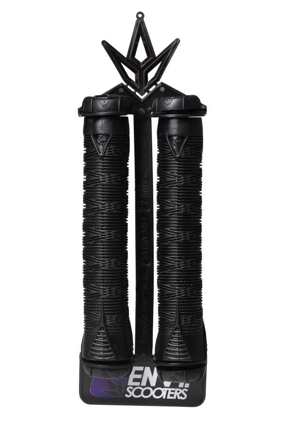 Envy Scooter Handlebar Grips V2 - Black