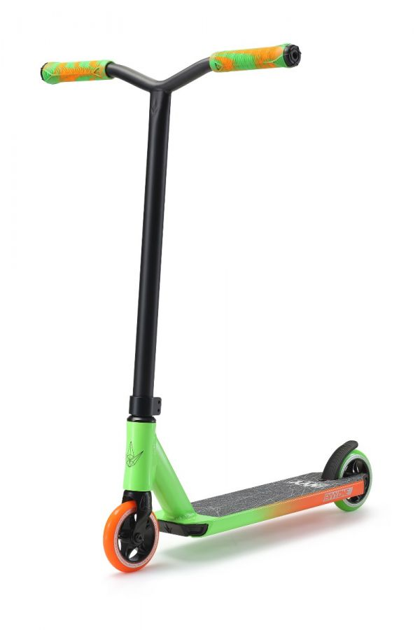 Blunt Envy ONE Series 3 Complete Pro Scooter Green and Orange