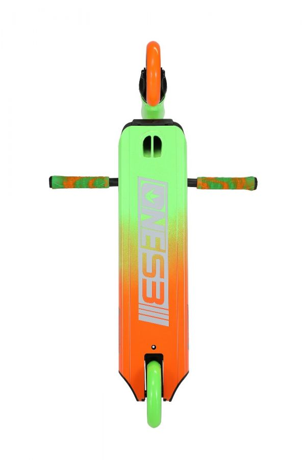 Blunt Envy ONE S3 Complete Pro Scooter Green and Orange Deck