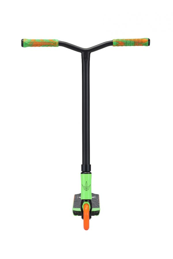 Blunt Envy ONE Series 3 Complete Pro Scooter Green and Orange Bar