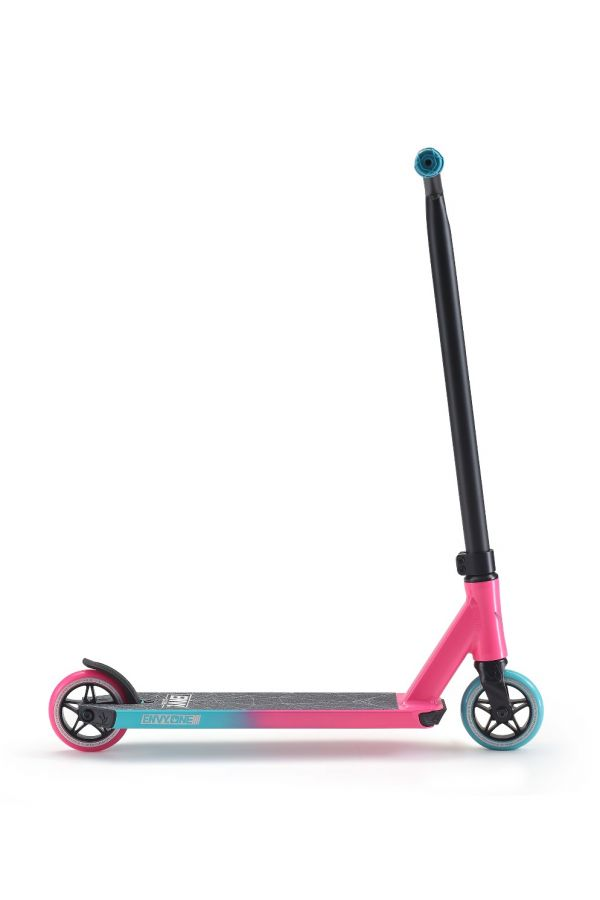 Blunt Envy ONE Series 3 Complete Pro Scooter Pink and Teal
