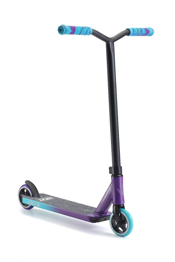 Blunt Envy ONE S3 Complete Pro Scooter Purple and Teal