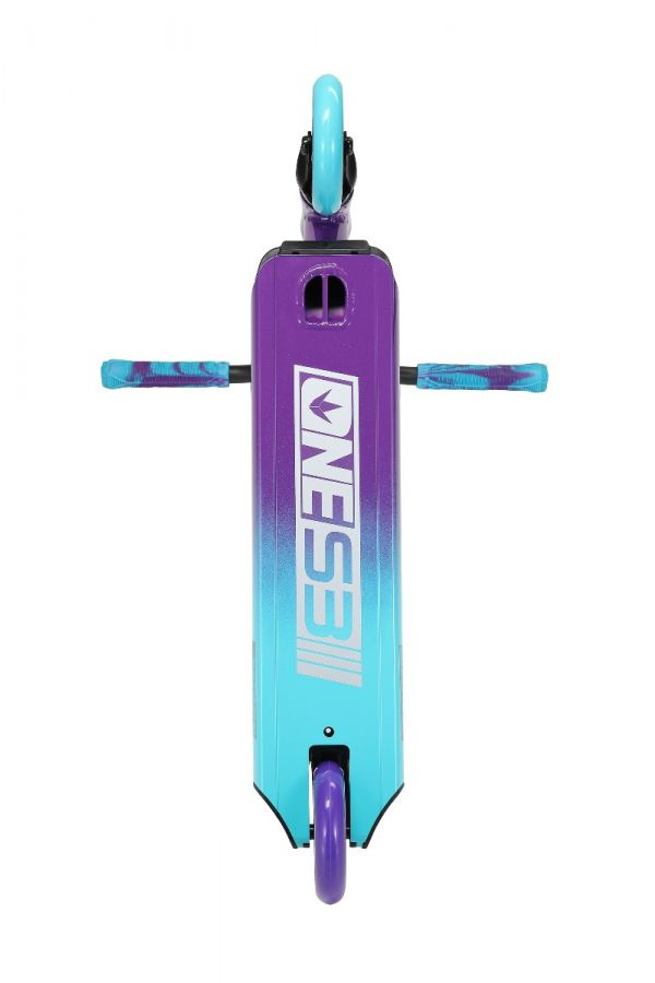 Blunt Envy ONE S3 Complete Pro Scooter Purple and Teal Deck