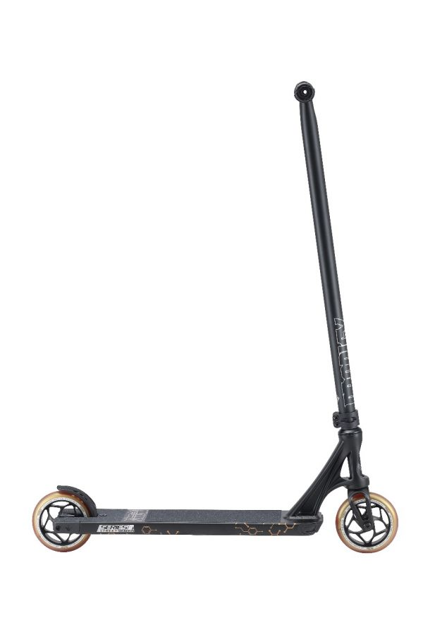 Blunt Envy Prodigy Complete Street Scooter Series Eight Black and Gold