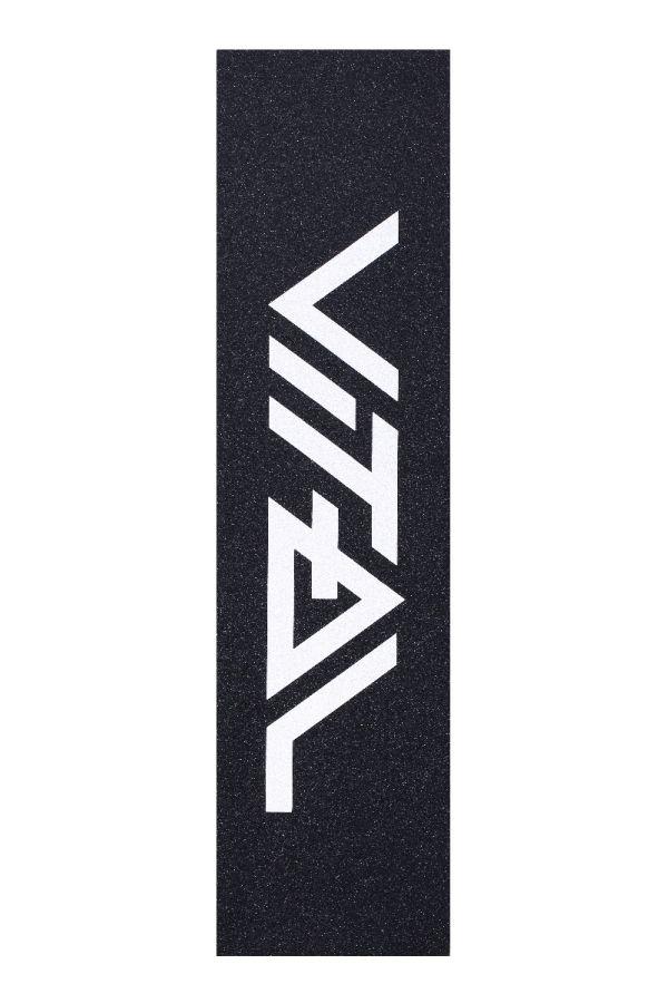 Vital Scooter Griptape - Logo White