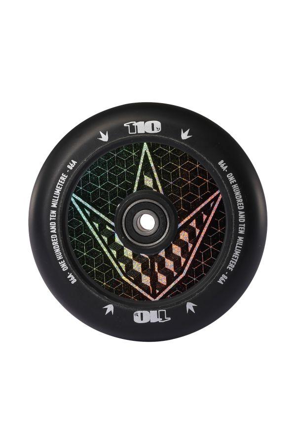 Blunt Envy Geo Logo Hollow Core Scooter Wheel Pair - 110mm x 24mm