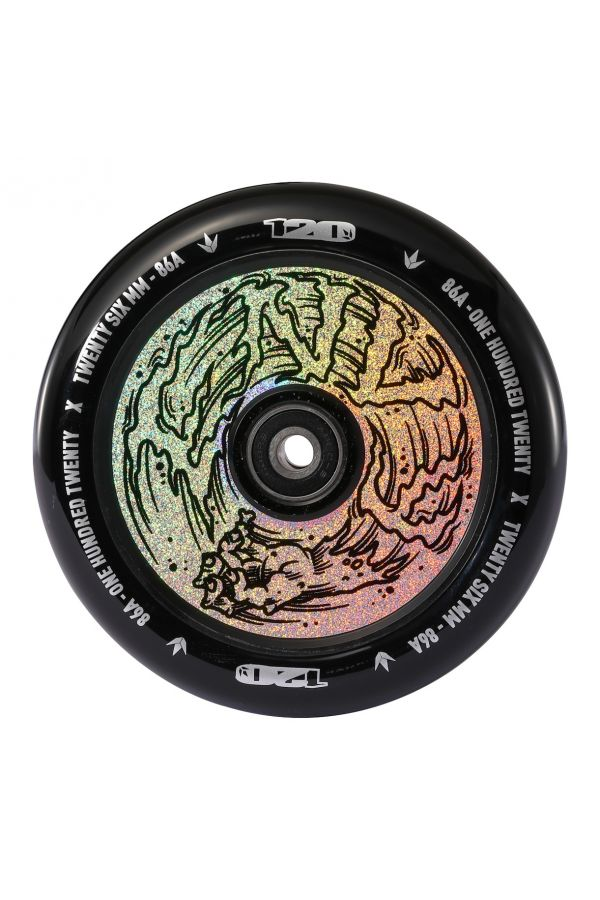 Blunt Envy Hand Hollow Core Scooter Wheel Pair - 120mm x 24mm