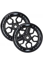 Blunt Envy Lambo Scooter Wheel Pair - 120mm x 26mm - Black